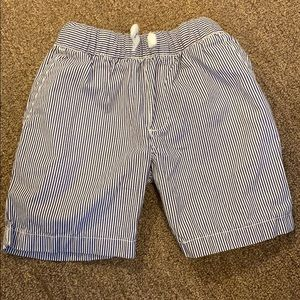 Carters toddler stripe shorts size 2T
